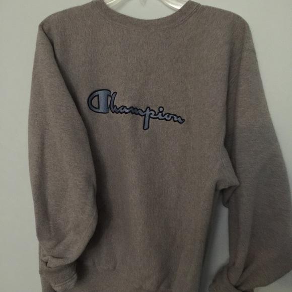 100% off Champion Tops - Vintage Champion Reverse Weave Sweatshirt ...