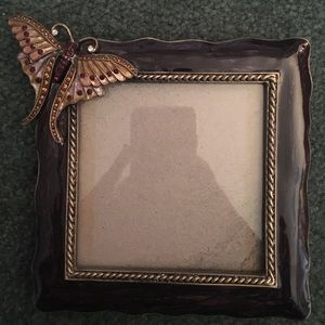 Other - Butterfly Picture Frame