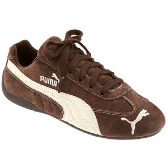 bee476f6715884 Brown suede Puma sneakers. M 56d76449eaf030928700b1f6