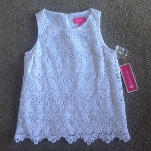 Lilly Pulitzer for Target Tops - Lace Lilly Pulitzer for Target Tank