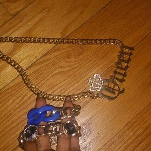 Accessories - Queen chain and bracelet set