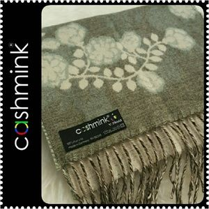 Fraas Accessories - Cashmink V. Fraas Reversible Scarf