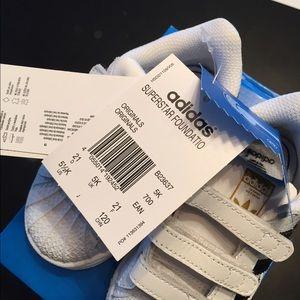 Adidas Super Estrella De Velcro Niño R9Dn87ibf