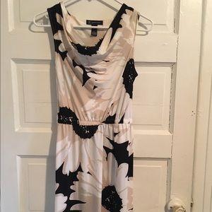 INC flower dress