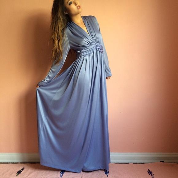 Vintage Ruched Dress