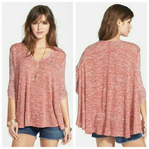 Free People Huntington Swing Tee