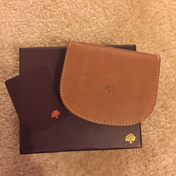 Mulberry Leather Coin Purse 0b6306ecc0246