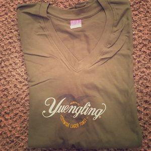 Yuengling lager t shirt