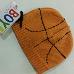 Mud Pie Other - Infant Basketball  cap by Mud Pie