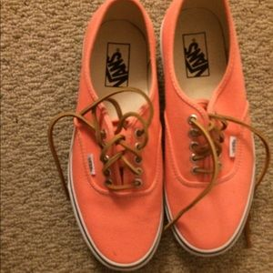 Vans Women's size 9.5 sneakers- new, never worn!