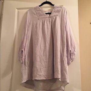 Riff raff  Dresses & Skirts - silver long sleeve dress
