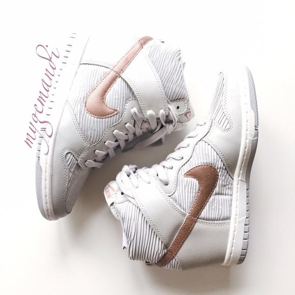 Nike Dunk Sky Hi Wedge Sneakers 157b3220d