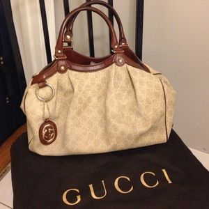 7e97e914a5a98 Gucci Bags - Authentic Gucci Sukey Bag