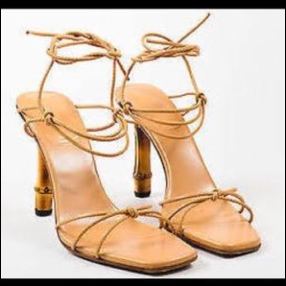 de25a3a9b9f2 Gucci Shoes - Gucci - Bamboo heels collection.