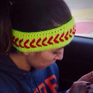 Accessories - Handmade Softball Headwarmer