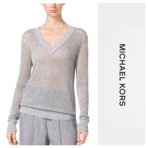 Michael Kors Mesh Sweater