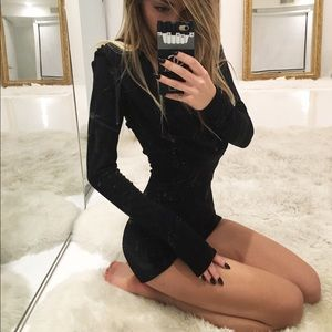 Dresses & Skirts - black romper
