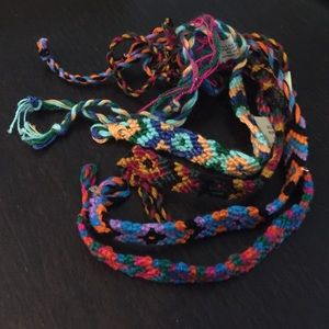 Jewelry - Sercal Woven Friendship Bracelets