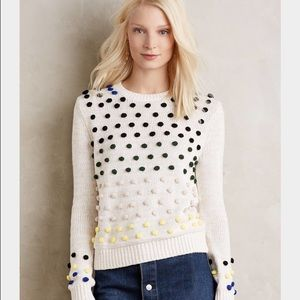 Candy dot pullover