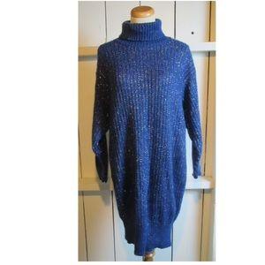 Vintage 1980's Benetton Sweater Dress