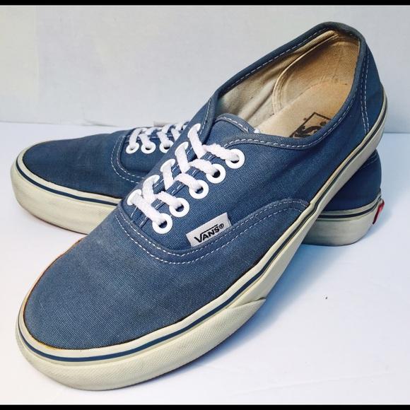 Vans Denim Shoes