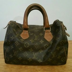 Bags French Company Louis Vuitton Small Speedy Bag