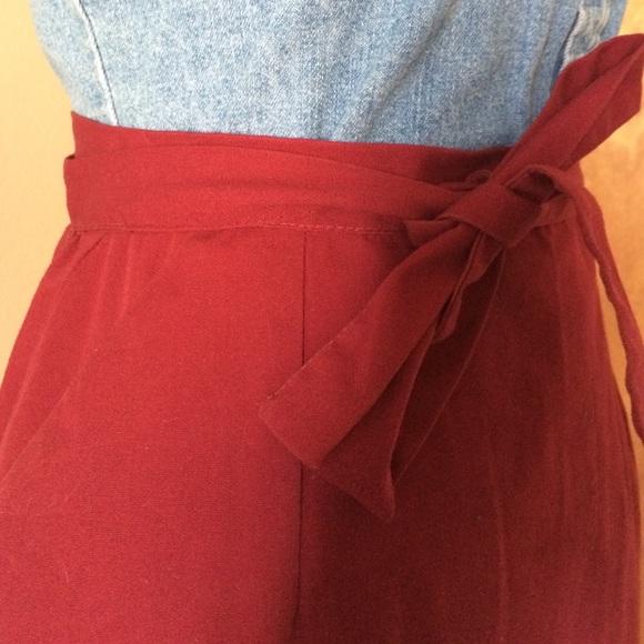 49% off Vintage Dresses & Skirts - Vintage Cock Wrap Skirt from Rachel's closet on Poshmark Vintage Cock Wrap Skirt - 웹