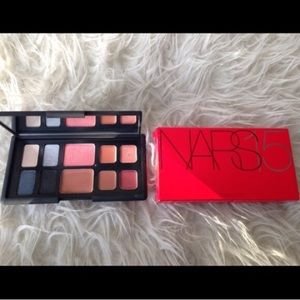NARS palette eyeshadow orgasim blush bronzer