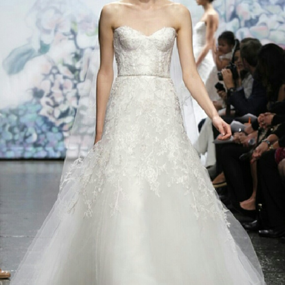 Monique Lhuillier Jade Wedding Dress