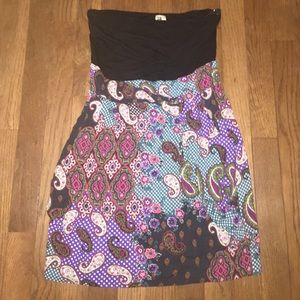 A is for Audrey Dresses & Skirts - Adorable paisley/bandana themed dress