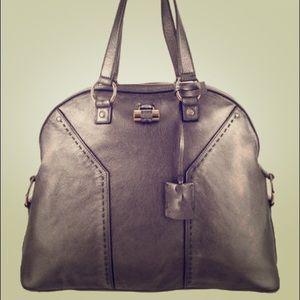 ysl handbags uk - 73% off Yves Saint Laurent Handbags - SALE Yves St Laurent Vintage ...