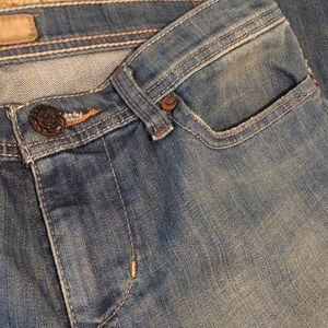 Indie Bell Bottom Jeans