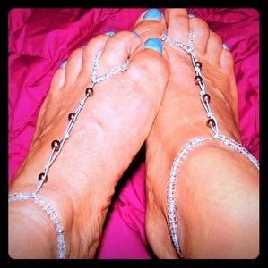 Created By Gina Shoes - Barefoot Sandals ~ Handmade