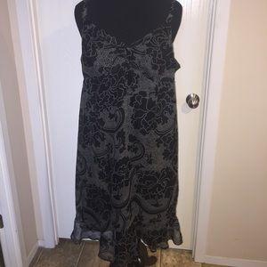 Dresses & Skirts - Flirty black dress