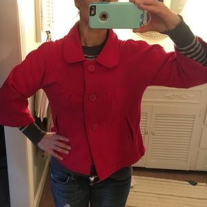 Gap 3/4 sleeve coat