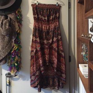 Route 66 Dresses & Skirts - Hippie summer Dress