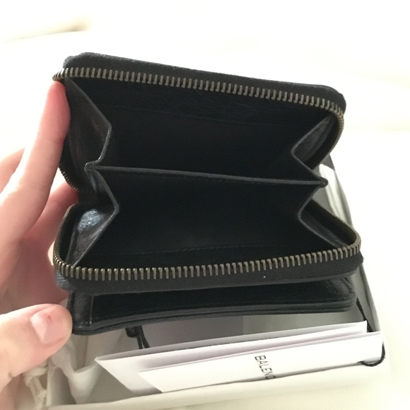 Balenciaga Zip Wallet