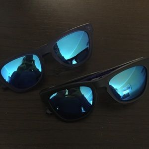 Westward Leaning Accessories - Westward Leaning BUNDLE 2 pairs with blue lenses