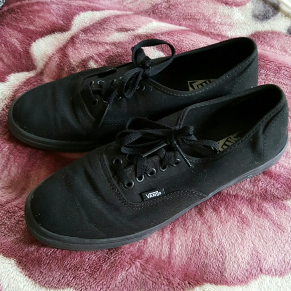 Vans Classic All Black