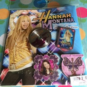Disneyland Accessories - Hanna Montana pins