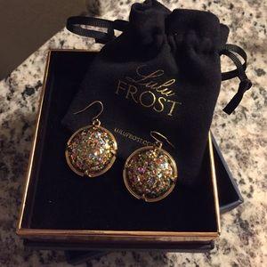 Lulu Frost Jewelry - Authentic LuLu Frost Audrey Earrings