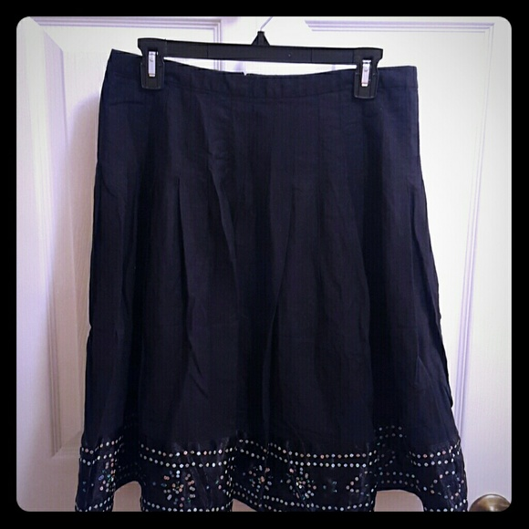 I.C.E Dresses & Skirts - I.C.E Sequin  black Skirt. Clear out closet Bundle