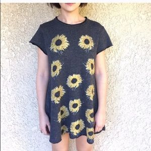 ISO WILDFOX sunflower tunic/dress