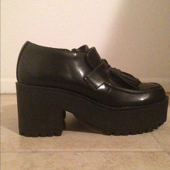 H\u0026M Shoes | Hm Platform Brand New Never