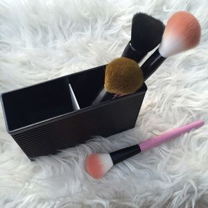 Makeup cosmetic brush holder storage organizer