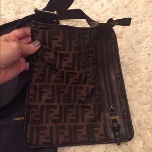 FENDI Handbags - Fendi small crossbody bag