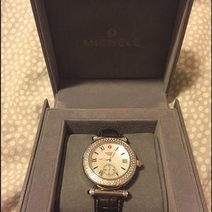 Michele Accessories - Stunning AUTHENTIC Michele diamond Caber watch