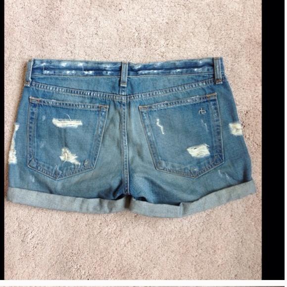 rag & bone Shorts - Rag and Bone Shorts