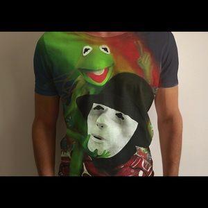 Jabba X Kermit TeeNWT for sale