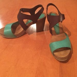 Yokono 🚨yokono Made In Spain Sandals Nwt From